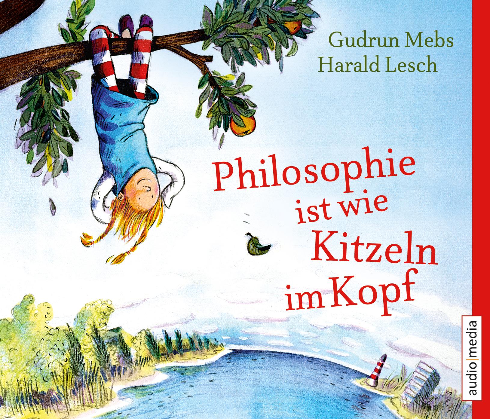 Philosophie ist wie Kitzeln im Kopf - Büchergilde